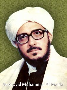 As-Sayyid Muhammad bin Alawi Al-Maliki
