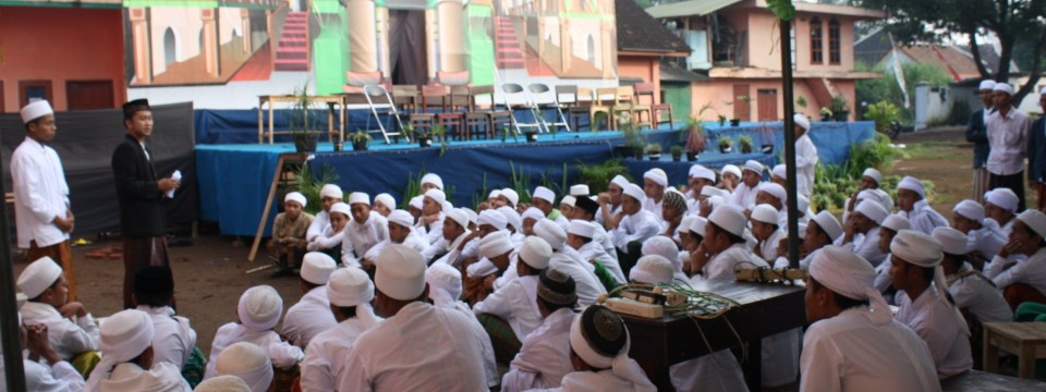Pesantren Mapping in Indonesia