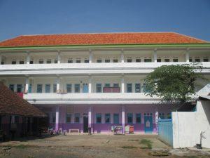 Gedung 3 Lantai MTS Putri