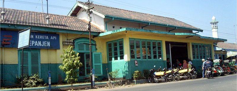 stasiun kepanjen Malang