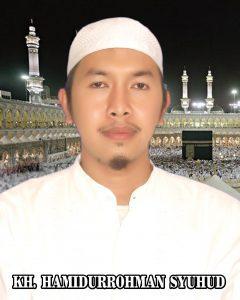 KH. Muhammad Hamidurrohman Syuhud