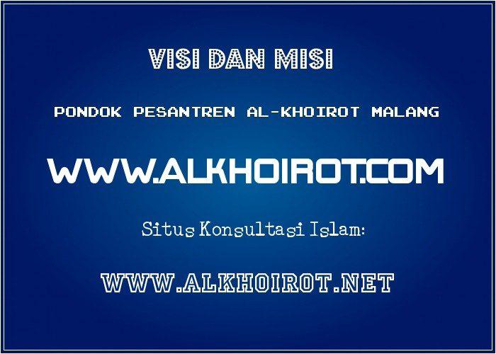 VISI MISI PONPES AL-HOIROT