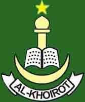 LOGO madrasah aliyah al-khoirot