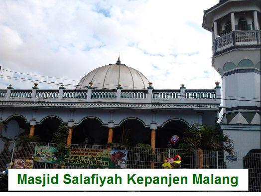 masjid salafiyah kepanjen malang