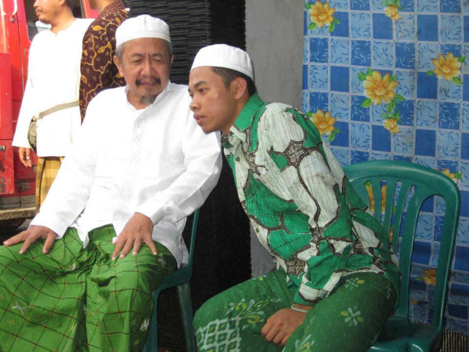 KH Muhamad Amin Hasan Syuhud