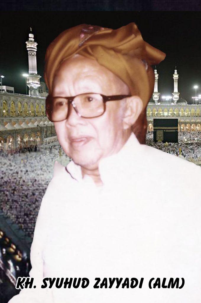 Profil KH Syuhud Zayyadi